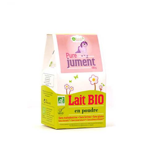 De Bardo - Lait de jument 100% en poudre bio