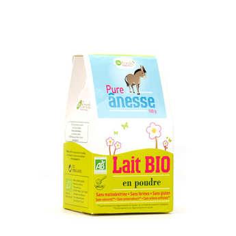De Bardo - Lait d'ânesse 100% en poudre bio