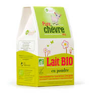De Bardo - Organic goat milk powder