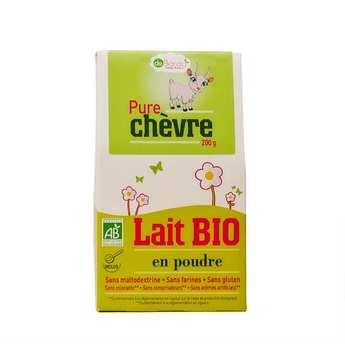 De Bardo - Lait de chèvre 100% en poudre bio
