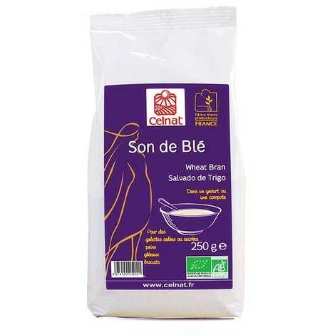 Celnat - Organic wheat bran
