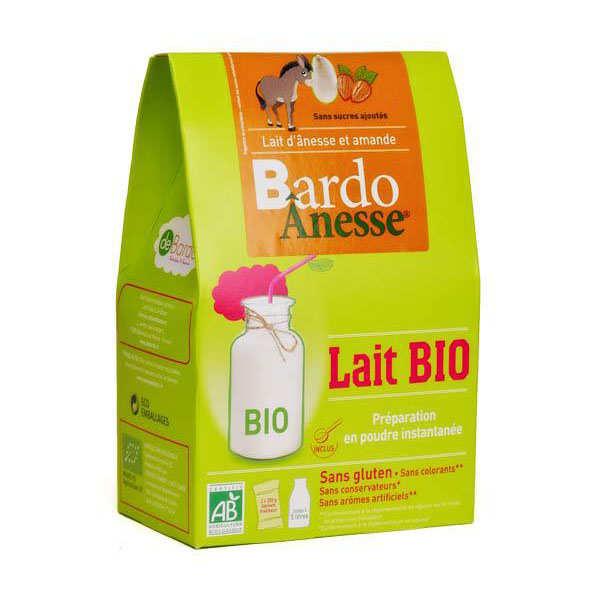 Bardo Anesse® - Boisson en poudre au lait d'ânesse et amande bio