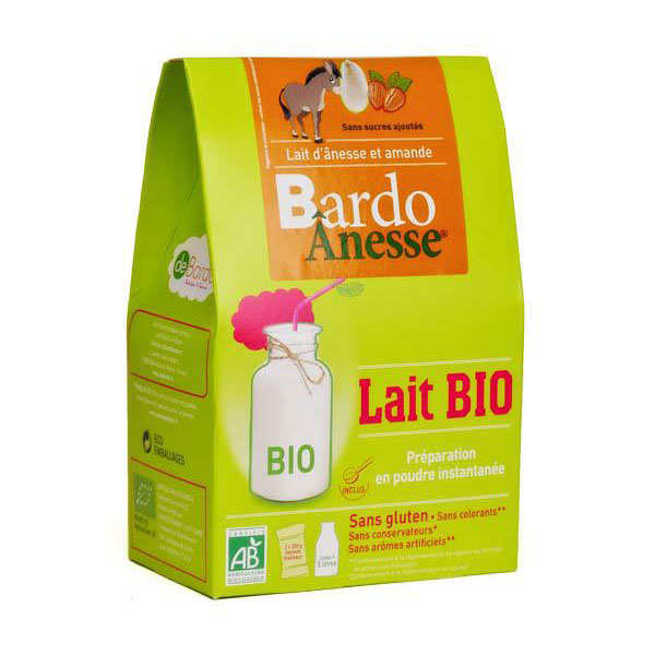 Bardo Anesse® - Organic Jenny Milk And Almond Drink