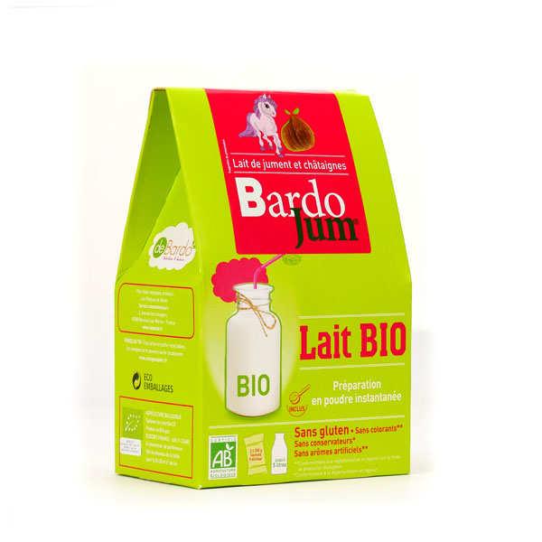 Bardo Jum® - Boisson en poudre au lait de jument et châtaignes bio