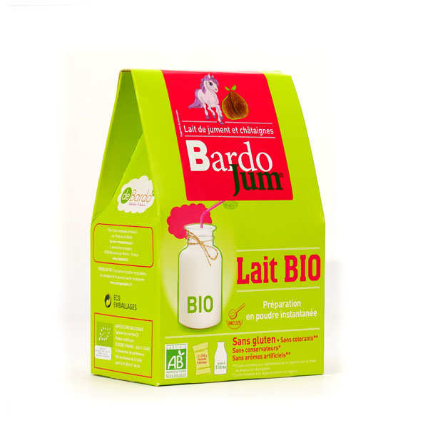 Bardo Jum® - Organic Mare Milk And Chestnut Drink