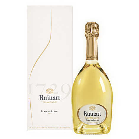 Ruinart - Ruinart Champagne Blanc de Blancs Brut