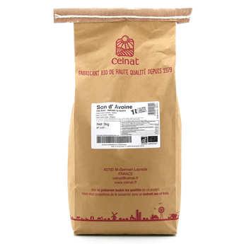 Celnat - Organic oat bran