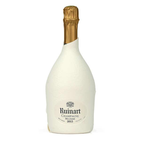 """Champagne """"R"""" de Ruinart Millésimé Brut"""
