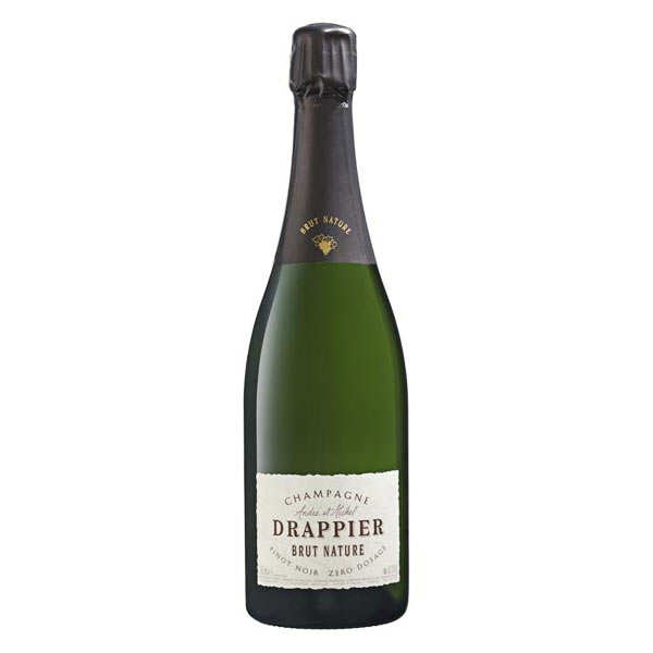 Drappier Champagne Brut Nature