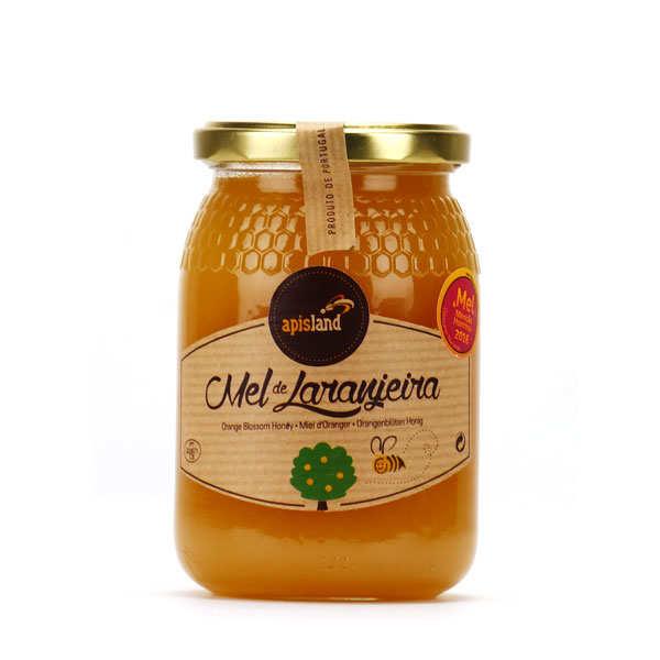Miel d'oranger du Portugal