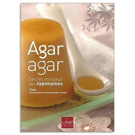 Editions La Plage - Book about Agar-agar