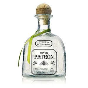The Patron Spirits Company - Tequila Silver Patron 40%