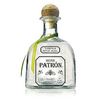 The Patron Spirits Company - Tequila Patron Silver 40%