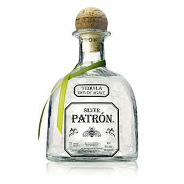 Tequila Silver Patron 40%