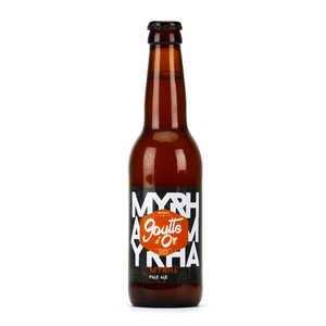 Brasserie de la Goutte d'Or - Myrha - Bière française Pale Ale 5%