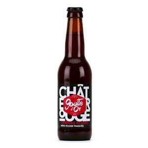Brasserie de la Goutte d'Or - Château Rouge - Spicy Red Ale Beer 6%