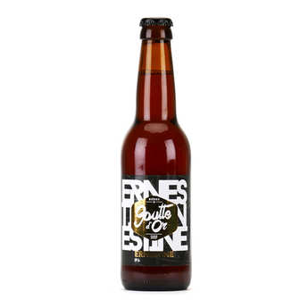 Brasserie de la Goutte d'Or - Ernestine - French IPA Beer 7%