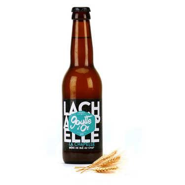 La Chapelle - Bière blanche de blé au chaï 5%