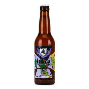 Brasserie Sainte Cru - Hara Kiri - Bière triple d'Alsace 8%