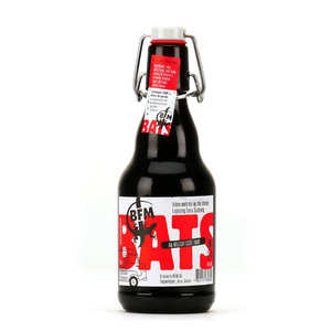 Brasserie des Franches Montagnes - BATS - Swiww Amber Beer with Tarry Suchong 6%