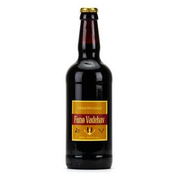 Fano Bryghus - Fano Vadehav - Bière brune du Danemark 6.5%