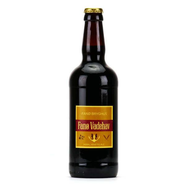 Fano Vadehav - Bière brune du Danemark 6.5%