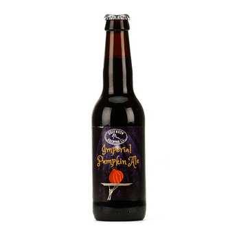 Fano Bryghus - Imperial Pumpkin Ale - bière ambrée du Danemark 9.7%