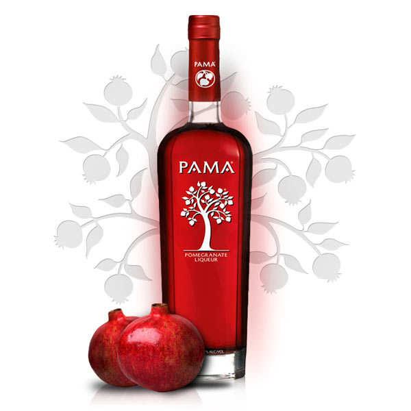 Pama Pomegranate - liqueur de grenade - 17%