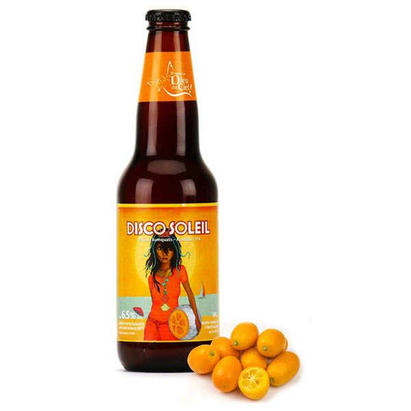Disco Soleil - Bière IPA au kumquat canadienne 6.5%
