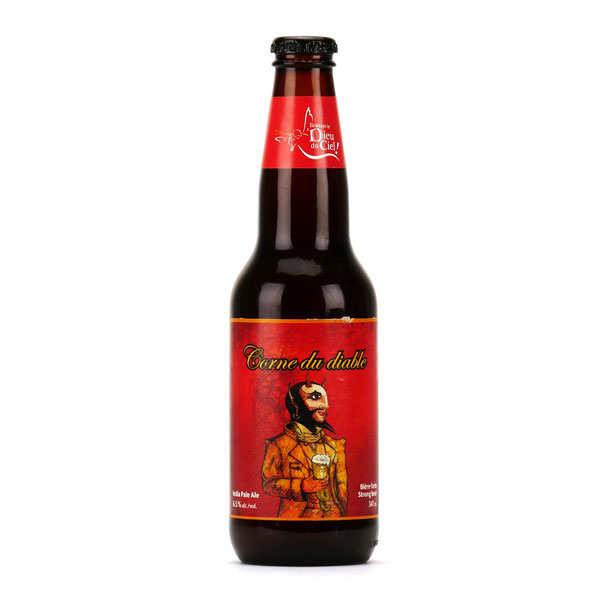 Corne du Diable - Bière IPA du Canada 6.5%