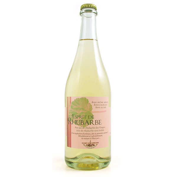 Pure rhubarb juice