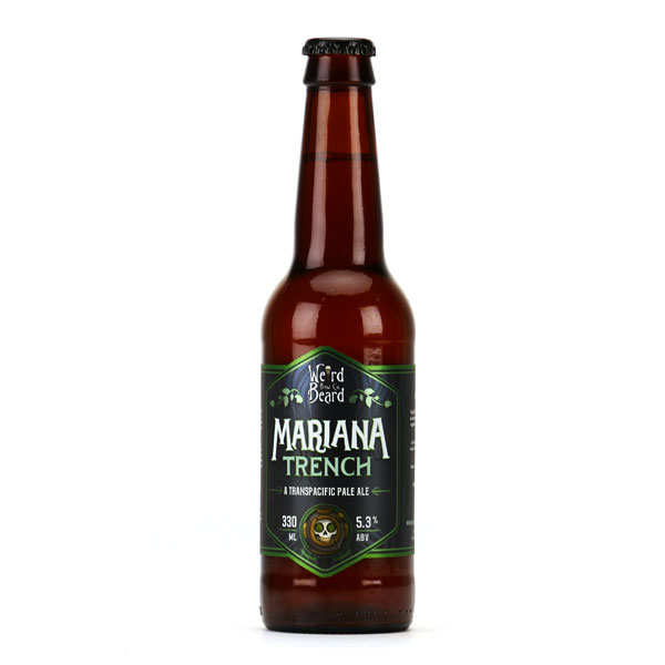 Bière Mariana Trench - American Pale Ale d'Angleterre 5.3%