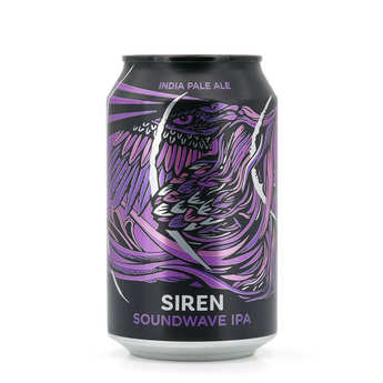Siren Craft Brew - Soundwave - IPA from England 5.6%