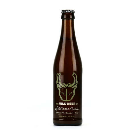 Wild Beer Co. - Wild Goose Chase - Farmhouse Pale from England 4.5%