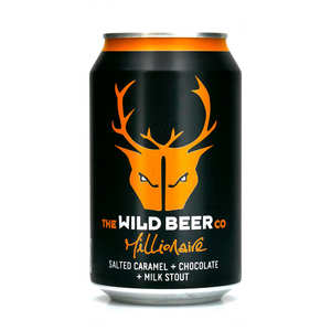 Wild Beer Co. - Millionaire - Stout from England 4.7%