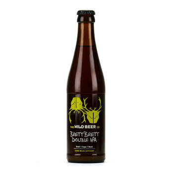 Wild Beer Co. - Brett Brett - Doble IPA from England 8.4%