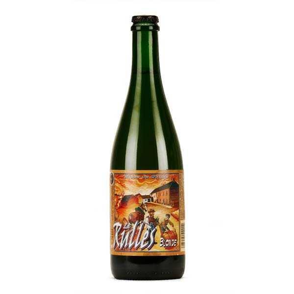 La Rulles - Bière blonde de Belgique 7%