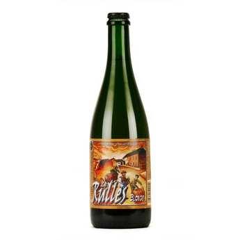 Brasserie Rulles - La Rulles - Bière blonde de Belgique 7%
