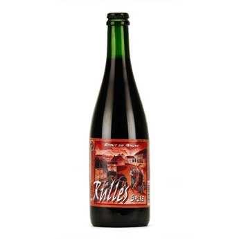 Brasserie Rulles - La Rulles - Bière brune de Belgique 6.5%