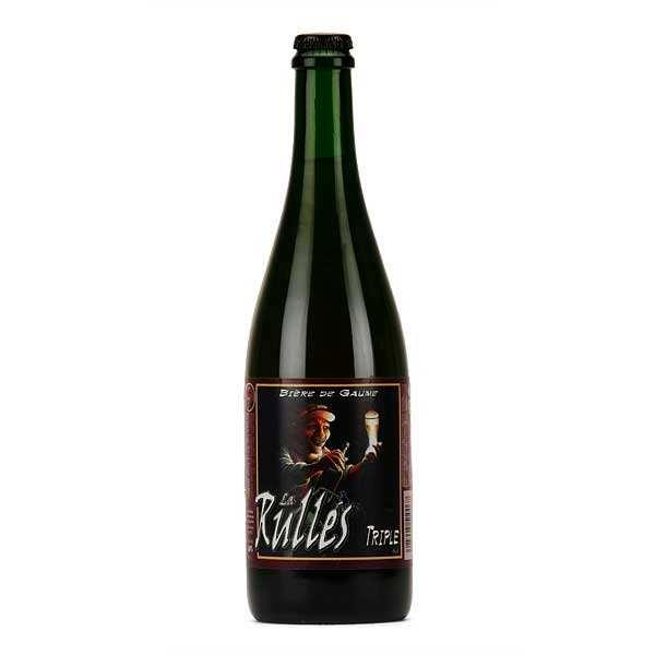 La Rulles - Bière triple de Belgique 8.4%