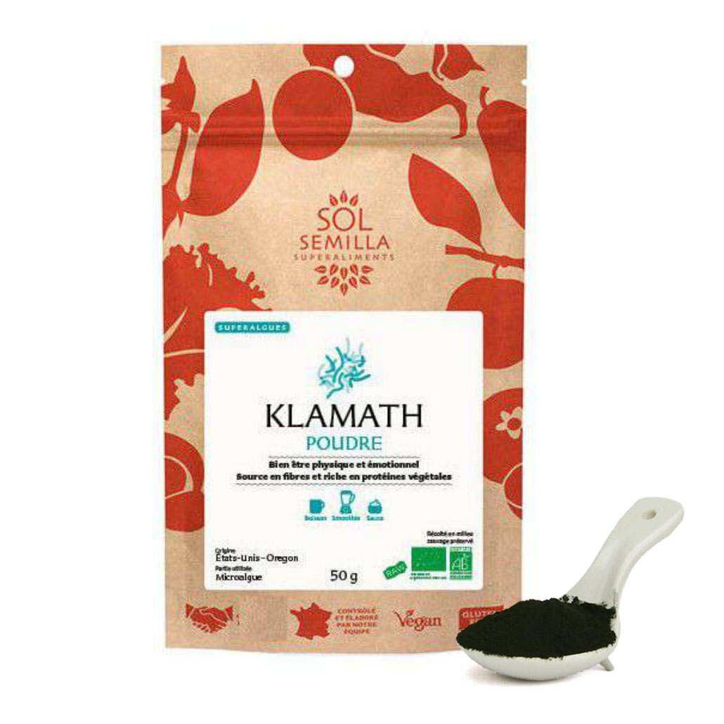 Powder of Raw Klamath