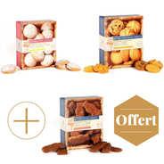 Van Strien - 2 packs of Butter Cookies + 1 for free