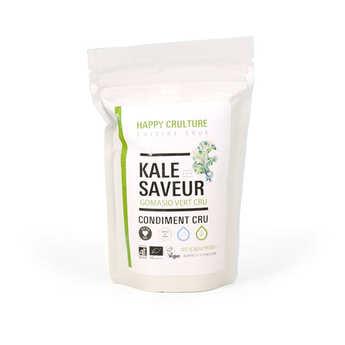 Happy Crulture - Green Gomasio - Kale Saveur