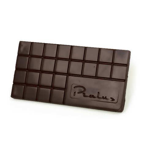 Chocolats François Pralus - Tablette chocolat noir Indonésie - Criollo 75%