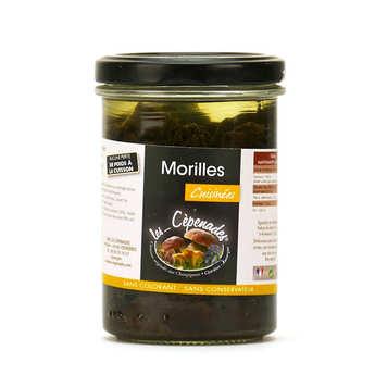 Les Cèpenades - Preserved Cooked Morels
