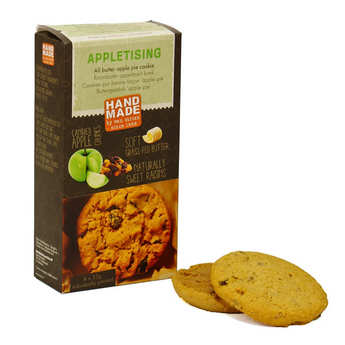 Van Strien - Cookies pur beurre façon apple pie
