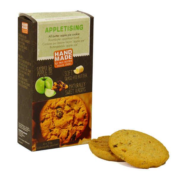Cookies pur beurre façon apple pie