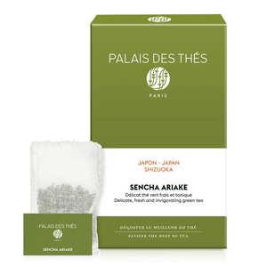 Palais des Thés - Sencha Ariake green tea (x20 bags)