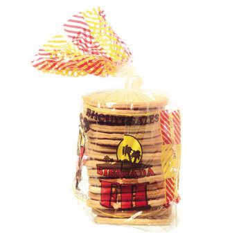 Biscuiterie Houdin - Bisgwada Rond - Crackers