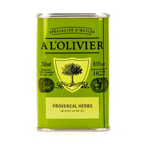 A L'Olivier - Extra Virgin Olive Oil With Herbs From Provence